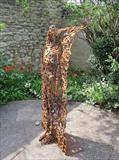 Resilience by Penny Hardy, Sculpture, Mild Steel Scrap metal